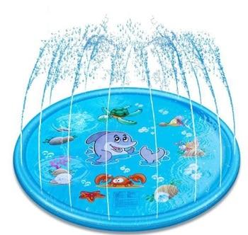 משחקי מים לילדים לחצר