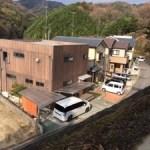 重信町志津川、現在の東温市にある昔住んでいた家に行ってみた!