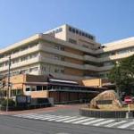 尾道市立市民病院で受診してホッとしています。