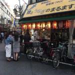 東京都赤羽で飲む!鯉とうなぎのまるます家でうな丼を食べる!