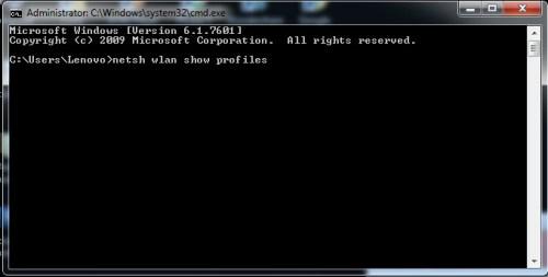 cara membobol password wifi menggunakan cmd