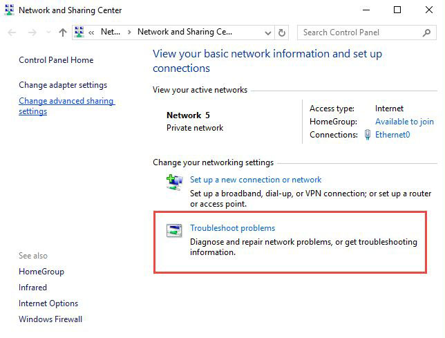 memperbaiki jaringan internet di windows 7 8 10 secara lengkap dan mudah bagian kedua