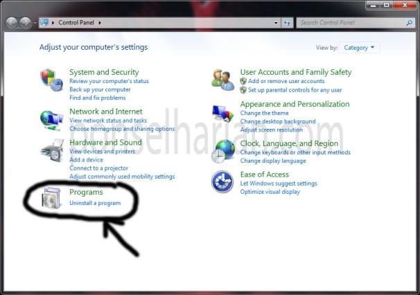 penyebab laptop yang lemot karena program terlalu banyak