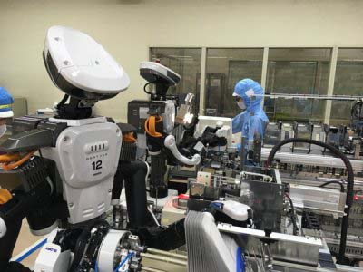 robot kecantikan untuk tambil lebih cantik 2