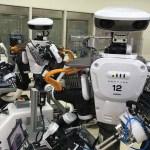 Hanya duduk kamu bisa tampil cantik dengan robot ini