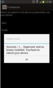 Cara Root Hp Android Menggunakan Frameroot Tanpa PC