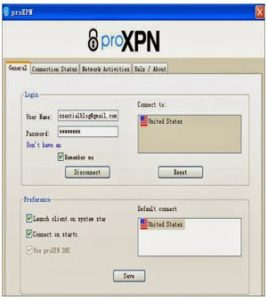 Download proXPN For Pc