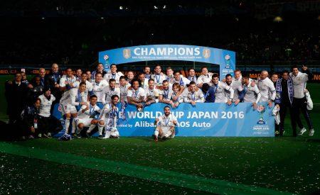 Gambar Real Madrid Juara Champions