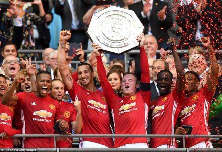Manchester United Juara Liga FA