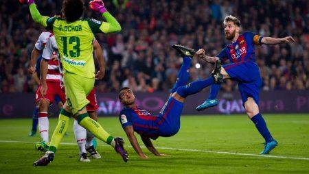 Wallpaper Tim Barcelona FC