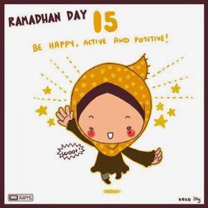 dp bbm ramadhan muslimah lucu hari ke-15