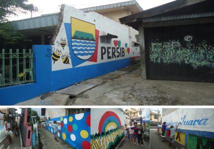 kumpulan dp bbm grafiti persib keren, terlengkap, dan terbaru