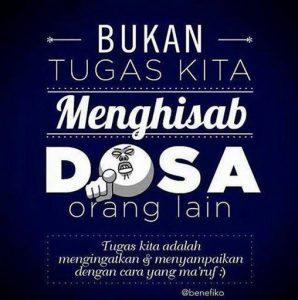 DP BBM kata kata bijak islami terbaik