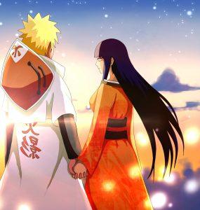Gambar Naruto Hinata Menikah