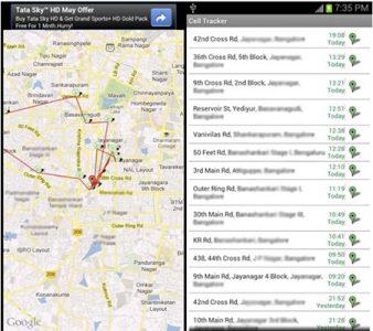 Gratis Download Aplikasi Sadap Hp Android Cell Tracer Apk