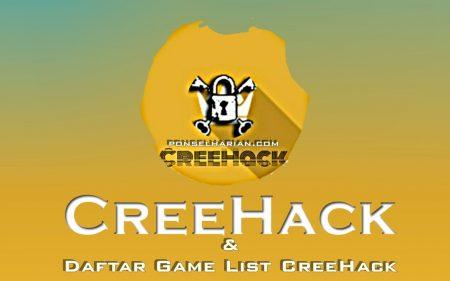 Gratis Download Creehack apk full 1.8 full version