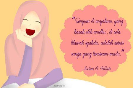 gambar DP BBM hijab