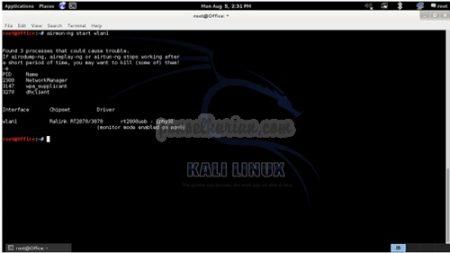 cara hack password wifi menggunakan kali linux