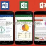 Daftar Aplikasi Pengganti Microsoft Office Di Hp Android