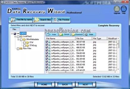 cara mengembalikan file foto yang kehapus di memori card