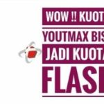2 Cara Mengubah Kuota YouthMax Menjadi Kuota Flash Reguler