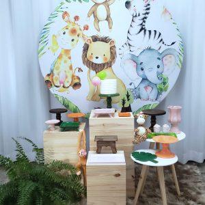 Festa Pocket Safari Menina