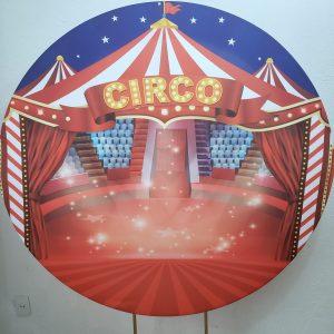 Tecido Sublimado Circo