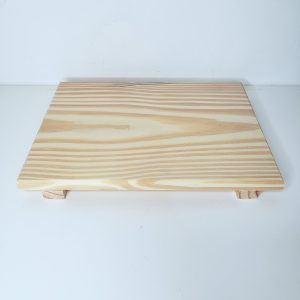 Bandeja Retangular Pinus G