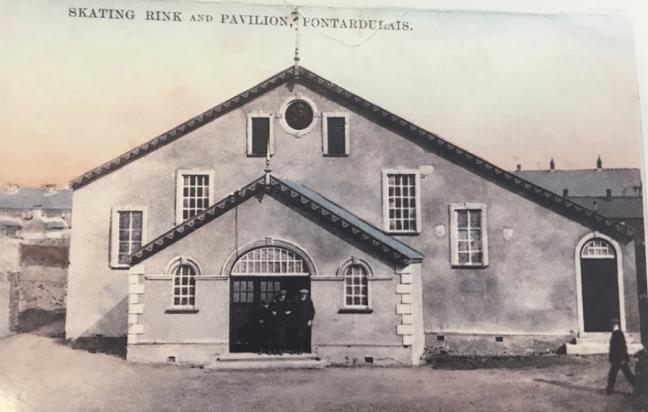Haggar's Picture Palace, Pontardulais
