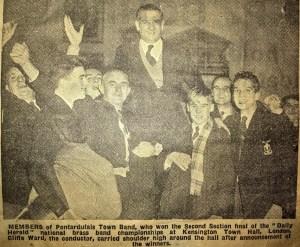 1956 Buddugoliaeth Cenedlaethol