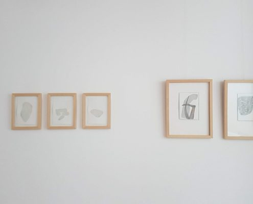 Works Teresa Pera in the Middle Room Aug 2021