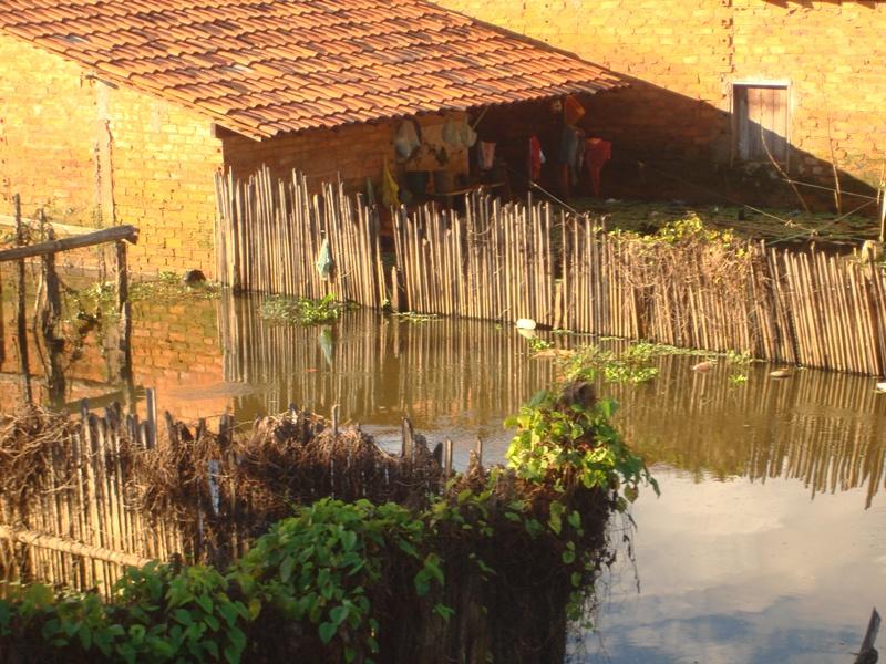 Bacabal sofre com um das piores enchentes da história do Maranhão