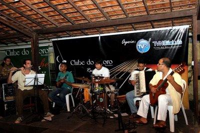Dos mais inventivos grupos de choro contemporâneos, o Choro Pungado é o anfitrião da 82ª. edição do Clube do Choro Recebe. Foto: Acervo Clube do Choro do Maranhão