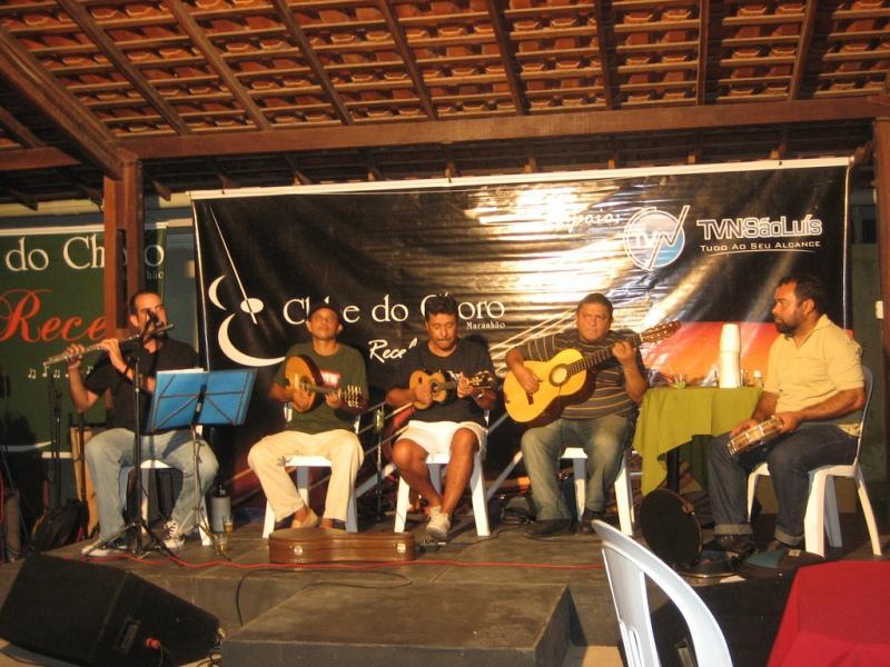 Bambas do Pixinguinha receberão o cantor maranhense Tutuca. Foto: Zema Ribeiro
