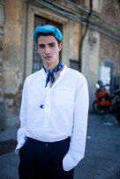 Street style at Pitti Uomo 90
