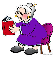 Grandma Reads a Story (With Craft) Online