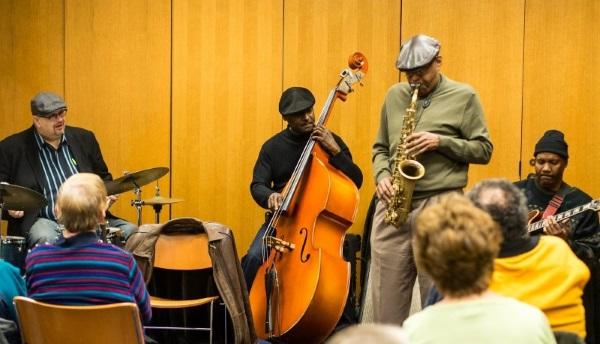 RJ Spangler Quartet-Jazz Concert