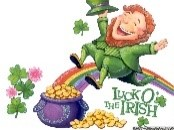 Annual St. Patrick's Day Story Time
