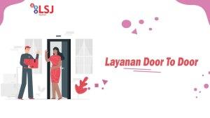lsj express dengan layanan door to door