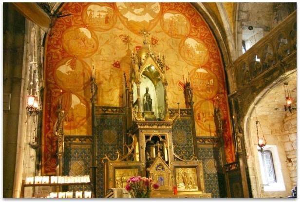 rocamadour-church