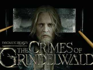 Fantastic Beasts 2 The Crimes of Grindelwald Trailer Johnny Depp