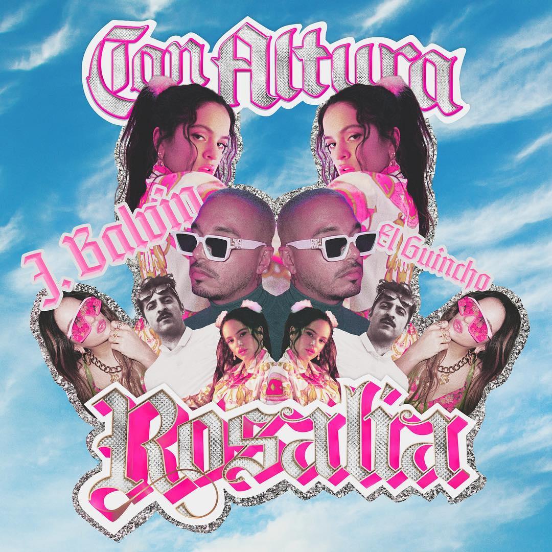 rosalia jbalvin feat El Guincho