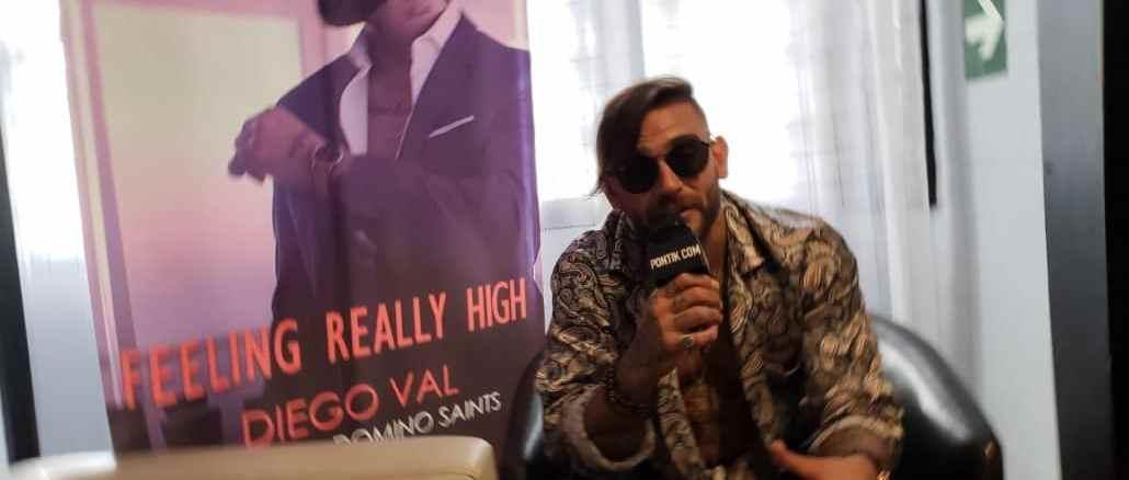 Entrevista con Diego Val - Feeling Really High