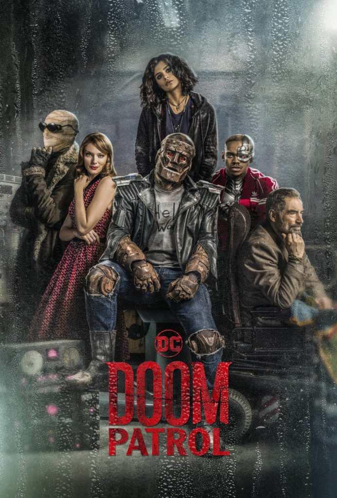 DC Universe y Warner Bros. Panel en Comic Con 2019 - Doom Patrol