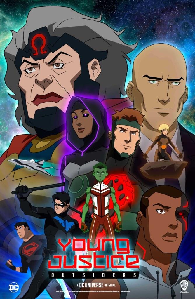 DC Universe y Warner Bros. Panel en Comic Con 2019 - Young Justice