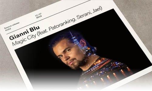 Gianni Blu Magic City (feat. Patoranking, Seani, Jael) SOURCE