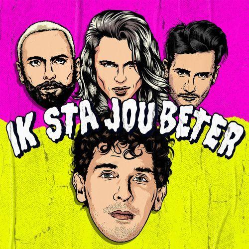 Ik Sta Jou Beter KRIS KROSS AMSTERDAM X NIELSON Spinnin' Records edm julio 2019