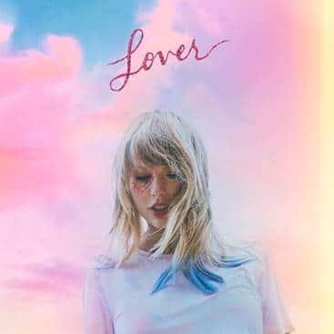 Taylor swift lover música nueva agosto 2019