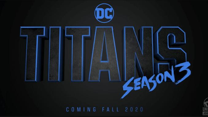 Temporada 3 de Titans