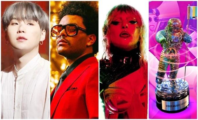 MTV Video Music Awards 2020 - ganadores